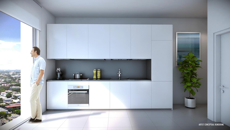 Smart Brickell Kitchen